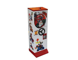 Multi - Function Twister Vending Machine , Pinball Vending Machine Coin Operated
