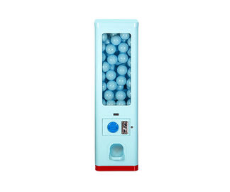 Tall Large Blue Twister Vending Machine , Cute Ball Toy Vending Machine