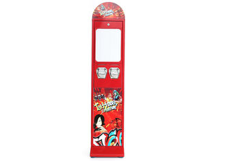 Card Stamps Sticker Tattoo Vending Machine 1-4 Coins All Metal Parts