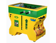 Football Game Coin Operated Soccer Table 76*47*76CM For Two People Play