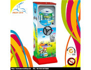 Large Capacity Twister Vending Machine 40*31*135cm Multipurpose For Kids