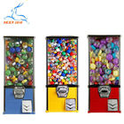 Colorful Capsule Small Vending Machines 29*26*64CM 10 kg Gross Weight
